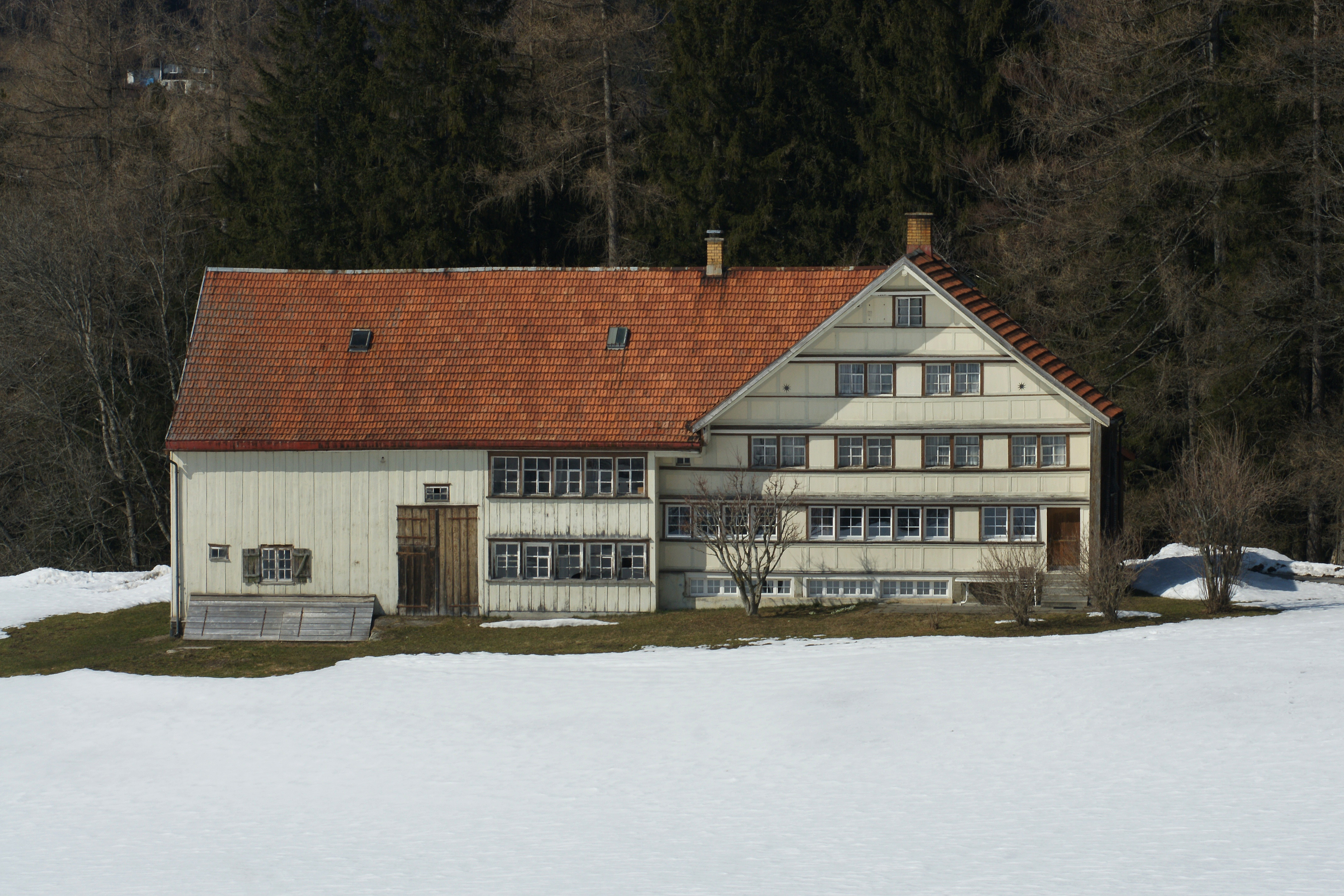 Appenzeller Bauernhaus Wikipedia