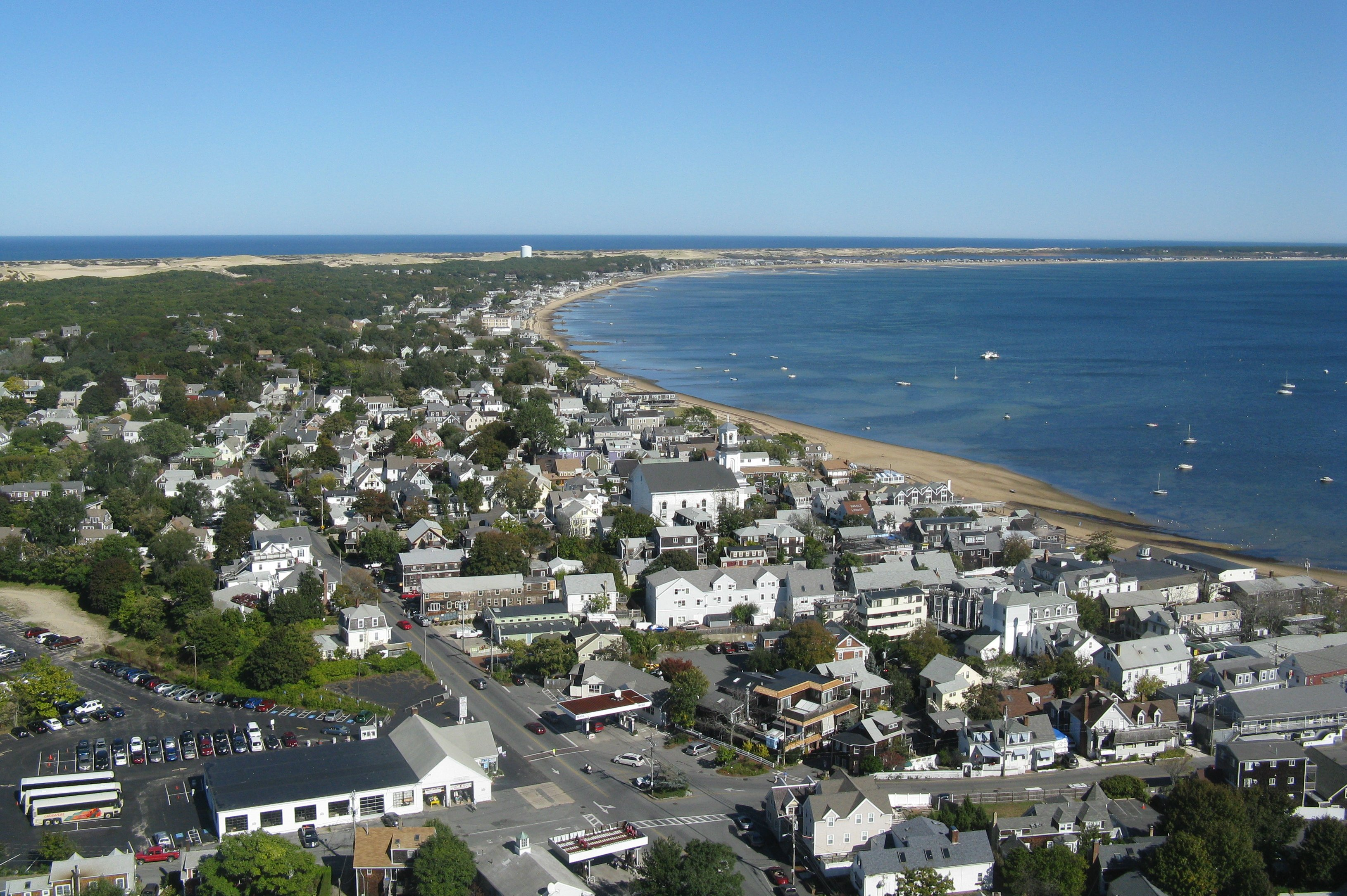 provincetown romantic small towns