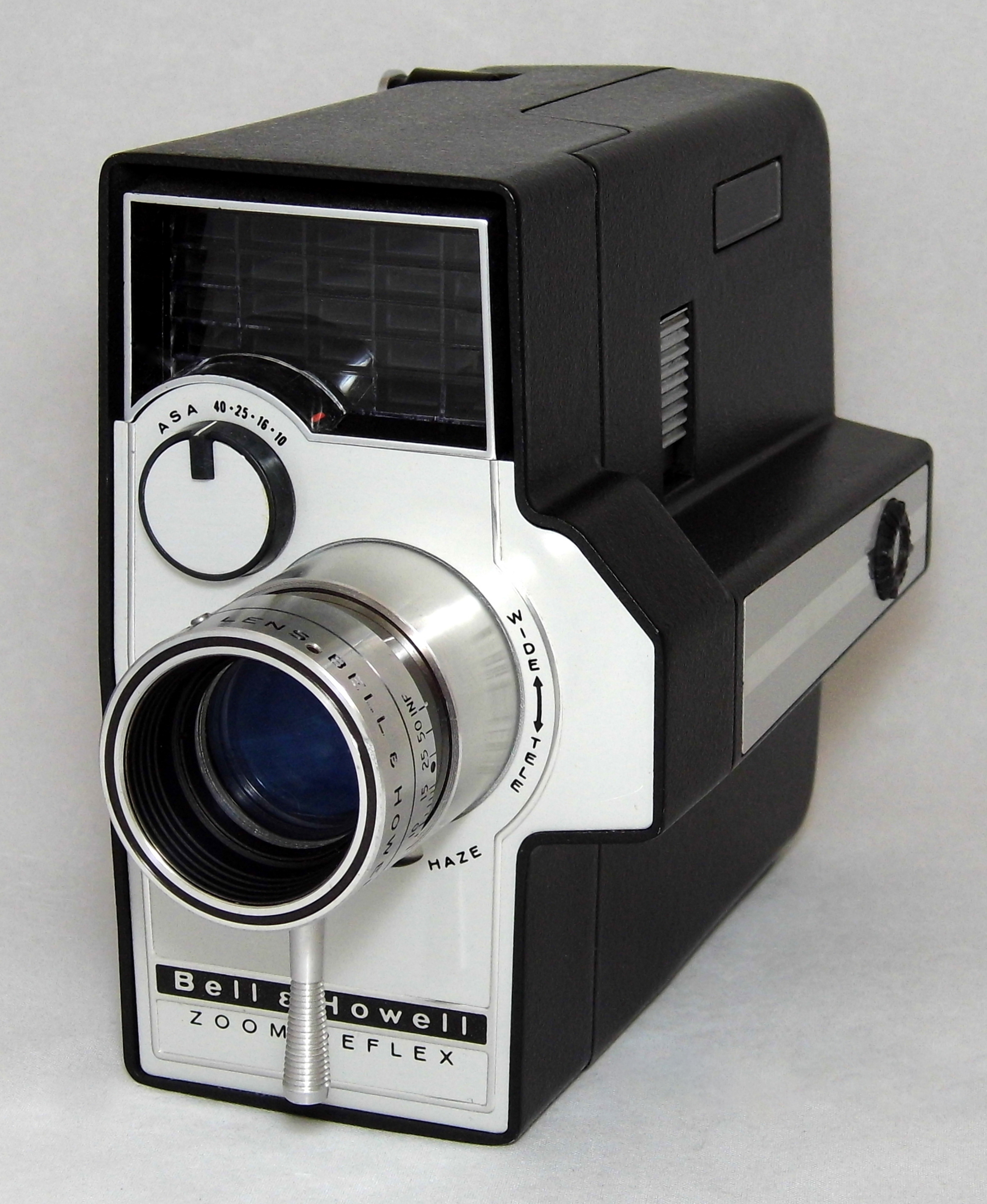 8Mm Vintage Camera file:vintage bell and howell autoload 8mm movie camera, made