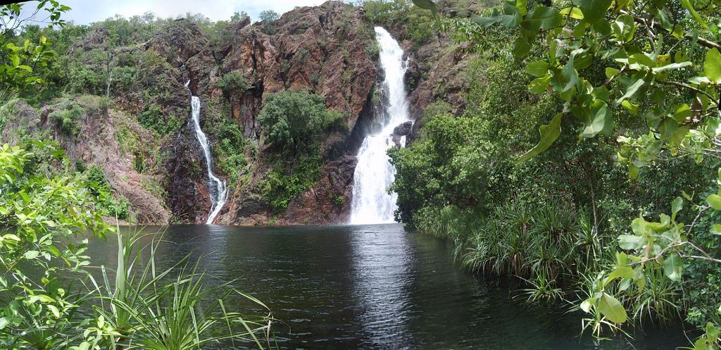 Wangi Falls Wikipedia - 10 best sights of litchfield national park
