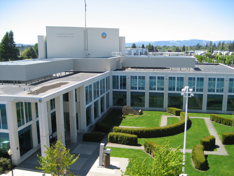 File:Washington County Jail - Hillsboro, Oregon JPG