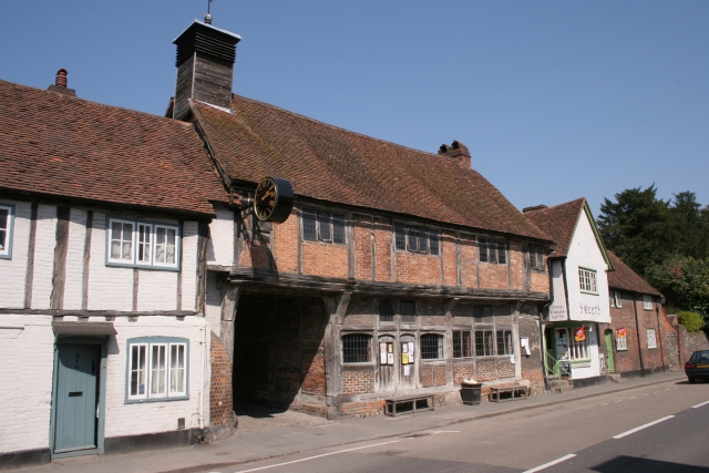 West Wycombe - geograph.org.uk - 4918