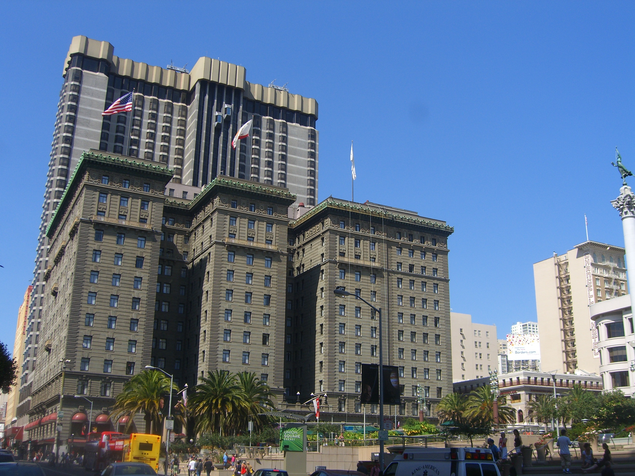 The Westin St Francis Hotel