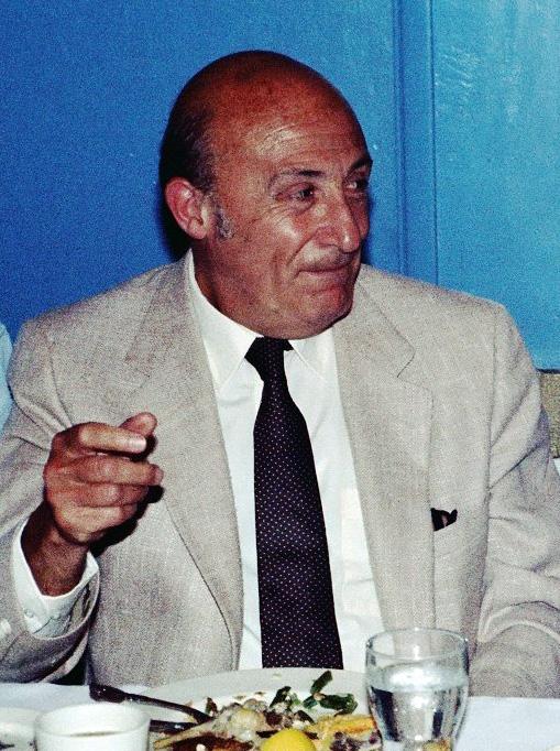 Will Eisner in 1982