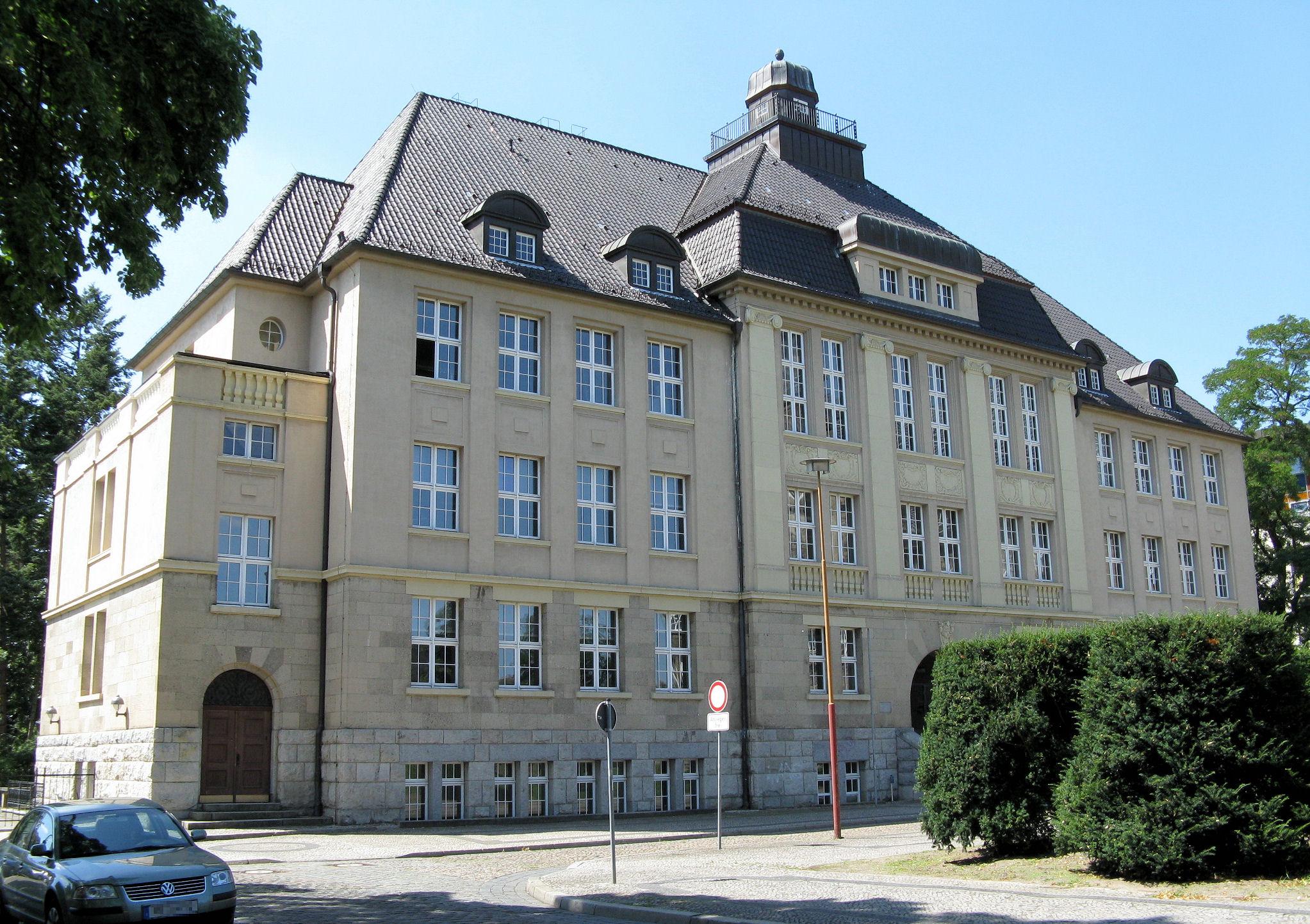 Gymnasium Wittenberge