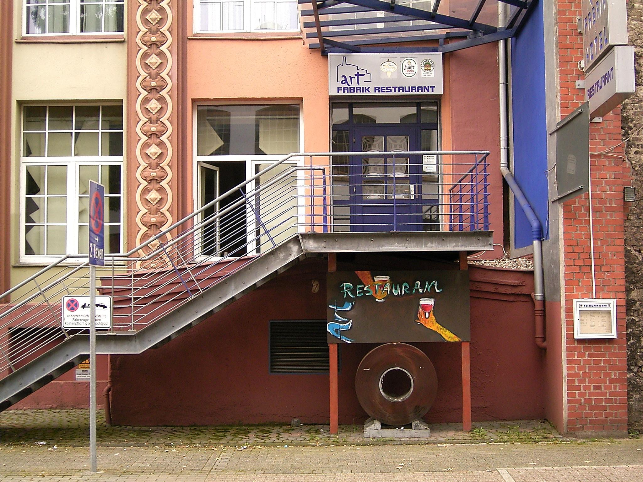 File wuppertal heckinghausen art fabrik hotel 08 ies for Hotel wuppertal