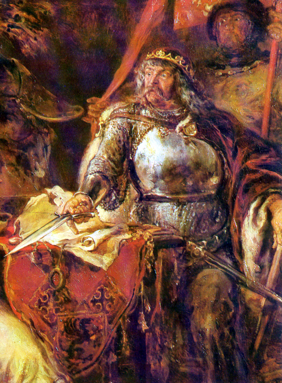 Italian Polish Russian Ancient 90