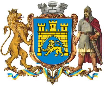 Как нарисовать герб с львами