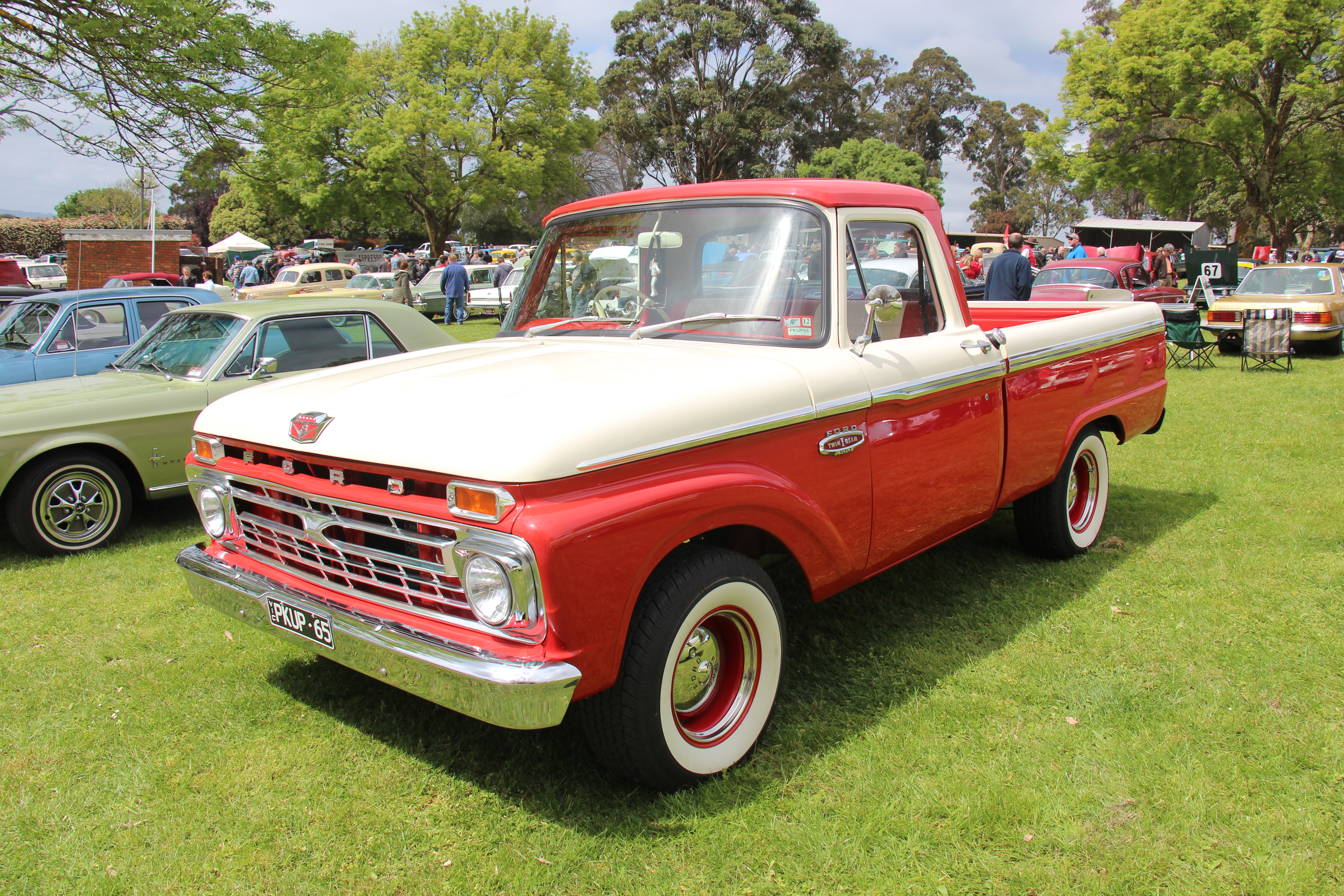 File1966 Ford F100 Pickup 15279061199 Wikimedia Commons 1961 Short Bed