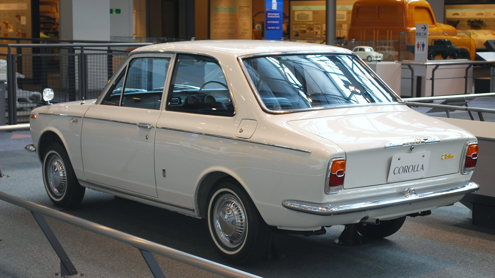 1966 Toyota Corolla Automatic Ke10 Related Infomation