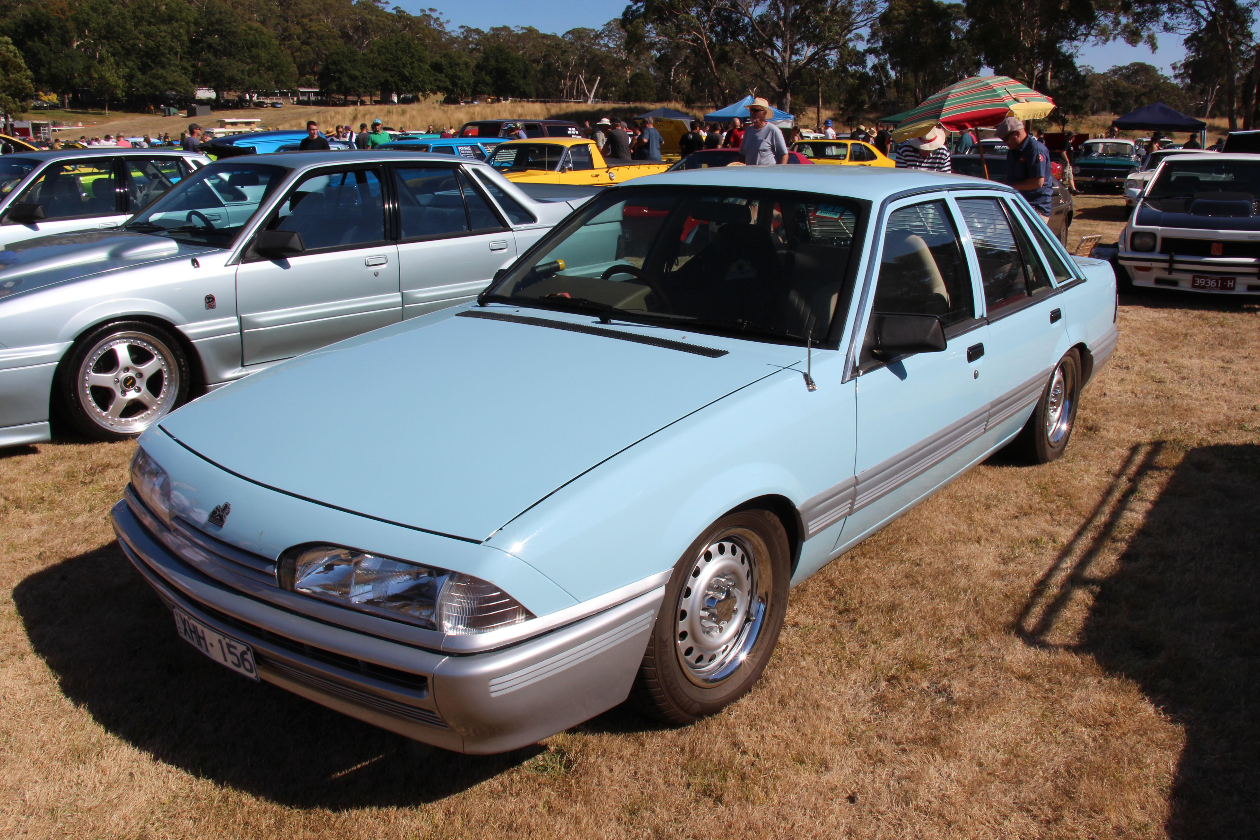 Holden Vf Calais Black Paint Code