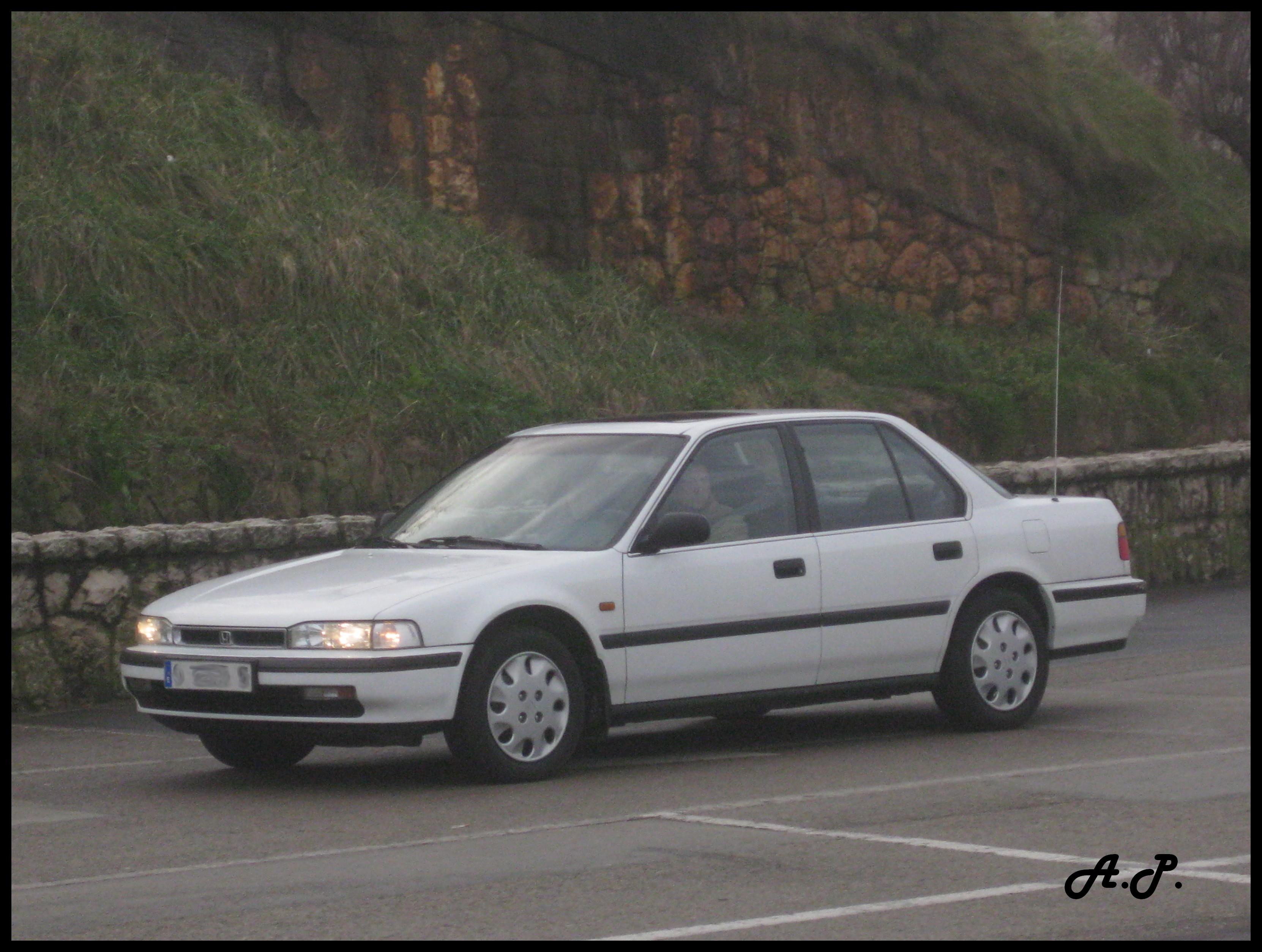 Kekurangan Honda Accord 1990 Spesifikasi
