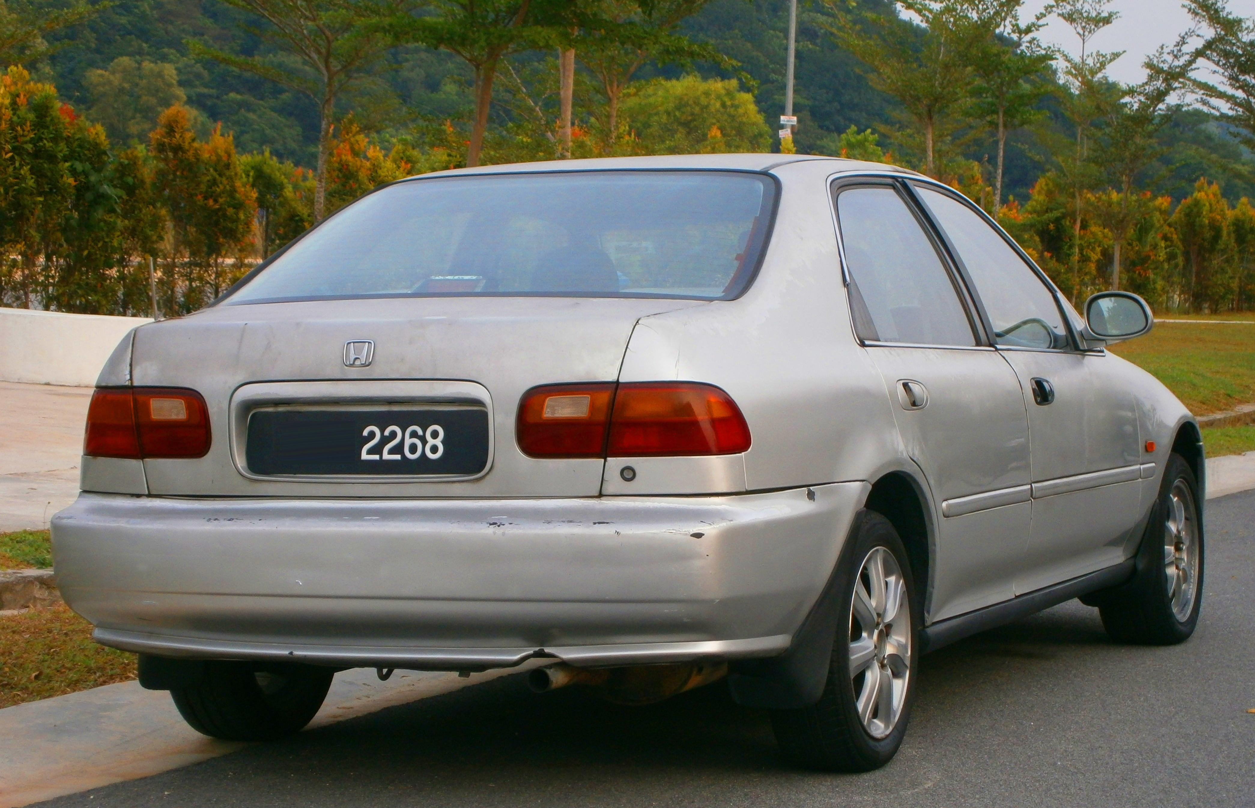 Kekurangan Honda Civic 1992 Tangguh