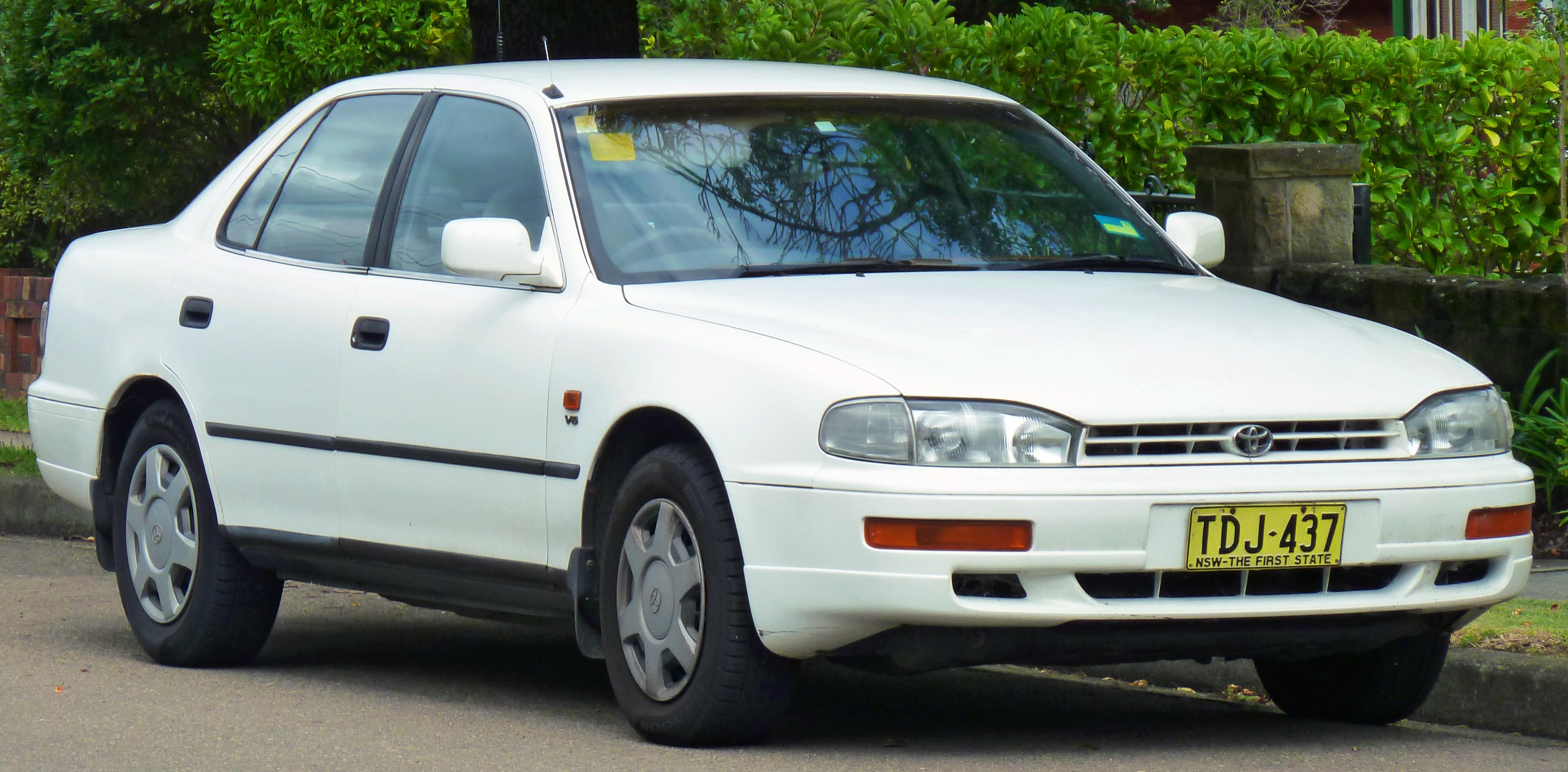 Toyota Camry (XV10) - Wikiwand