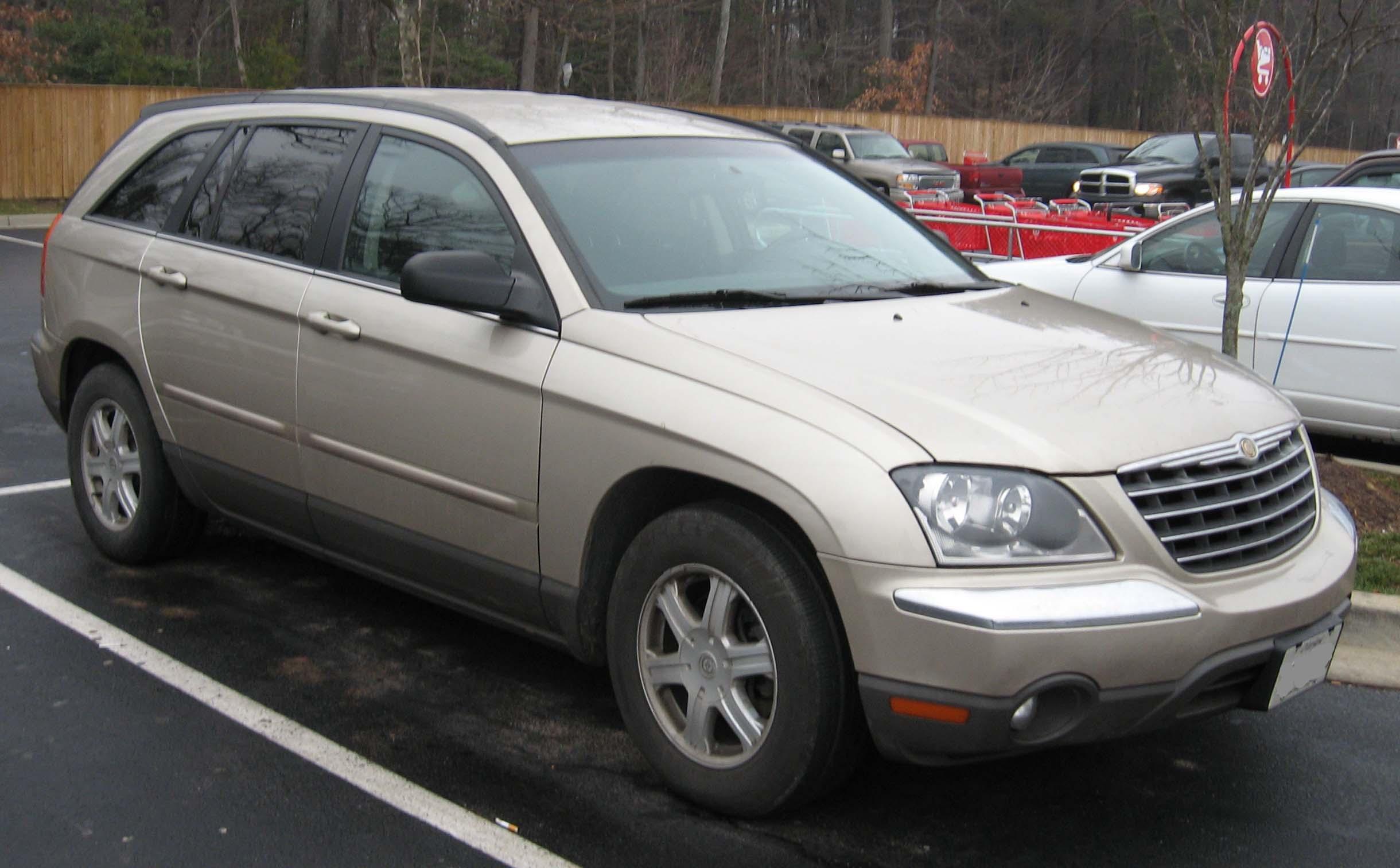 description 2004 06 chrysler. Cars Review. Best American Auto & Cars Review