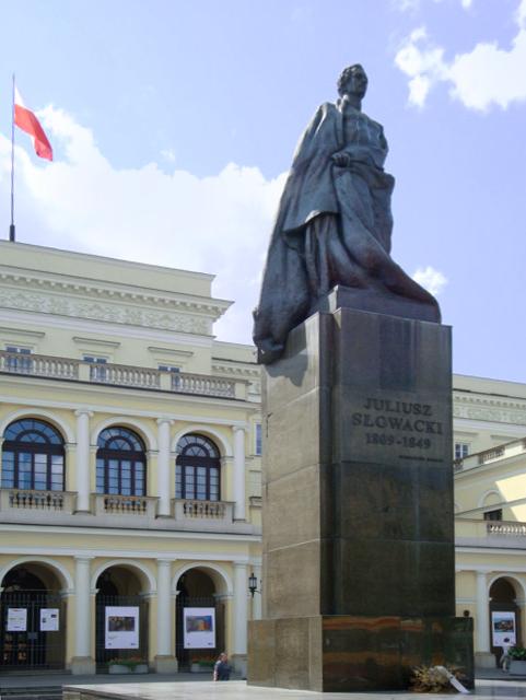 pomnik słowackiego