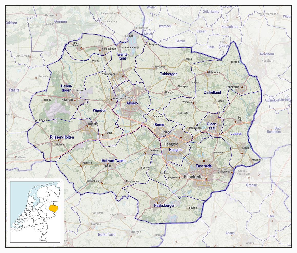 Veiligheidsregio Twente Wikipedia