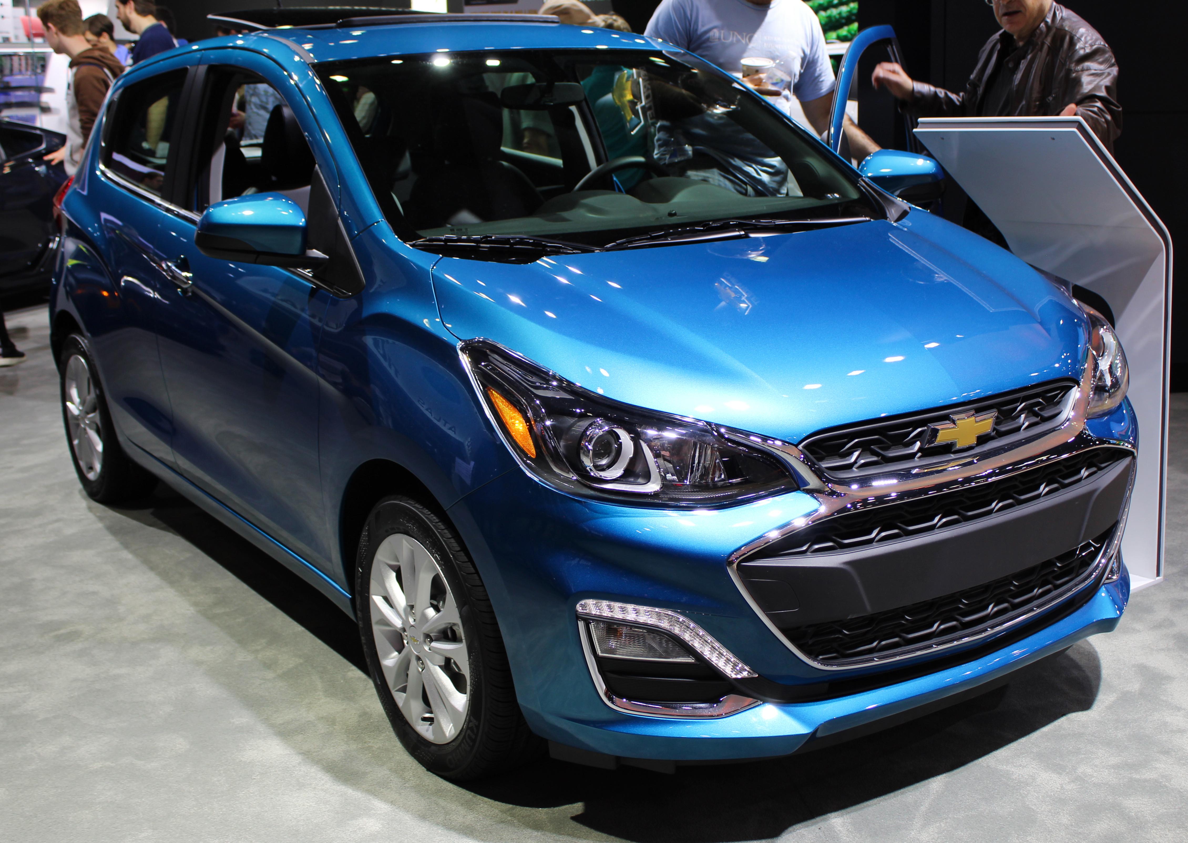 Kelebihan Spark Chevrolet 2019 Murah Berkualitas