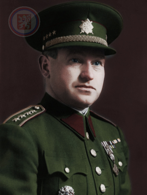 Portrait of  Alois Liška