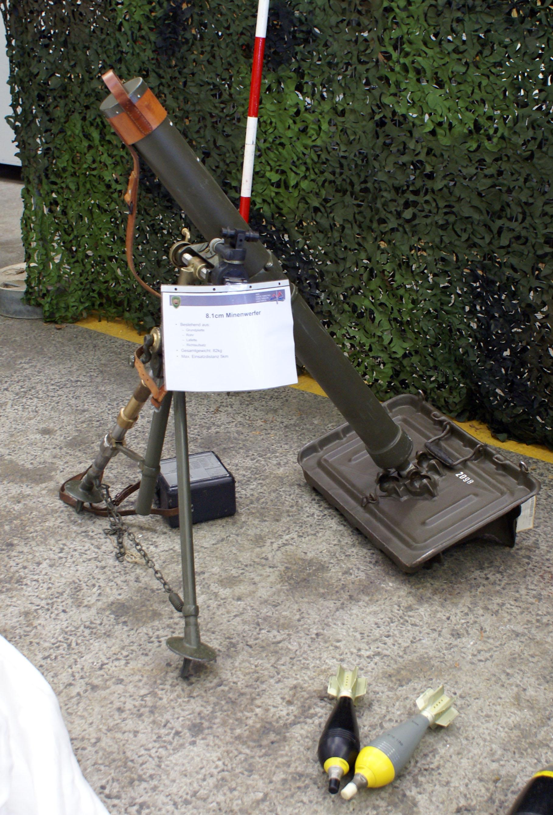 File 8 1cm Minenwerfer Jpg Wikimedia Commons