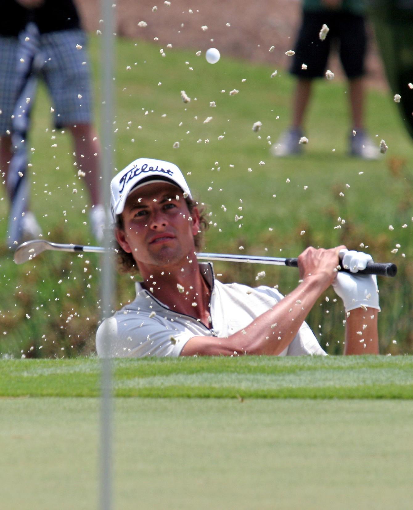 PGA golf professional ...