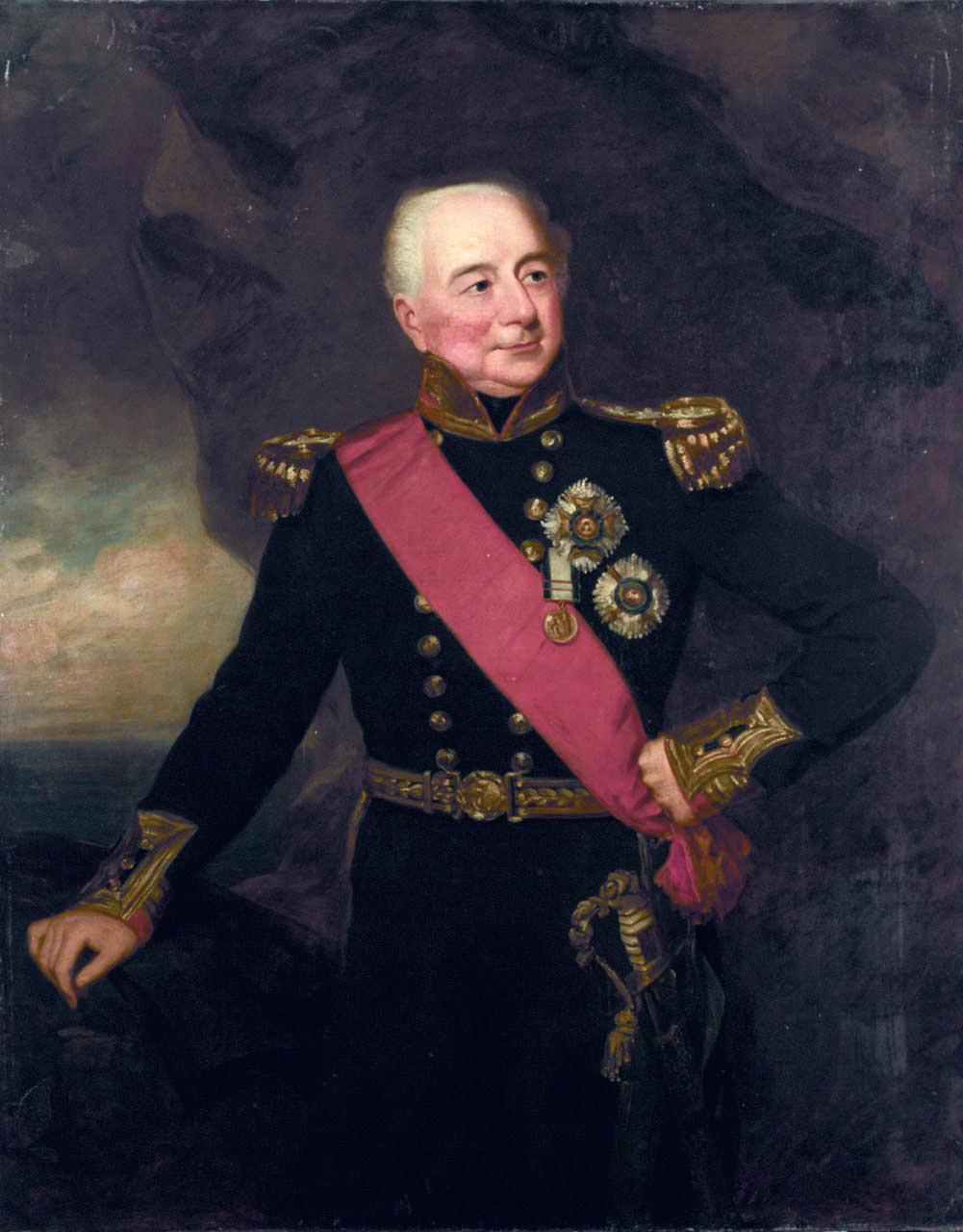 File:Admiral William Hargood (1726-1839), by Frederick Richard Say.