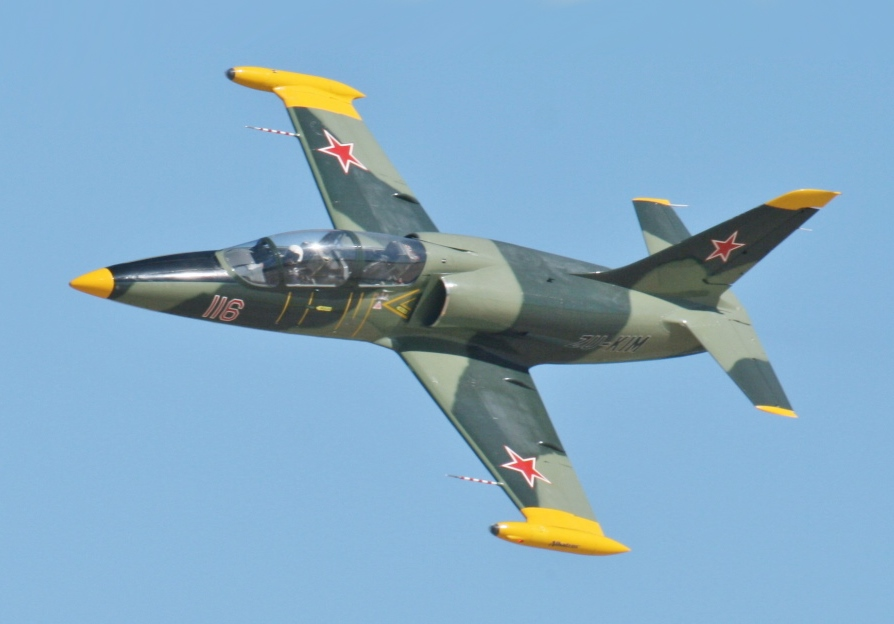 Aero L-39 Albatros - Wikipedia, the free encyclopedia
