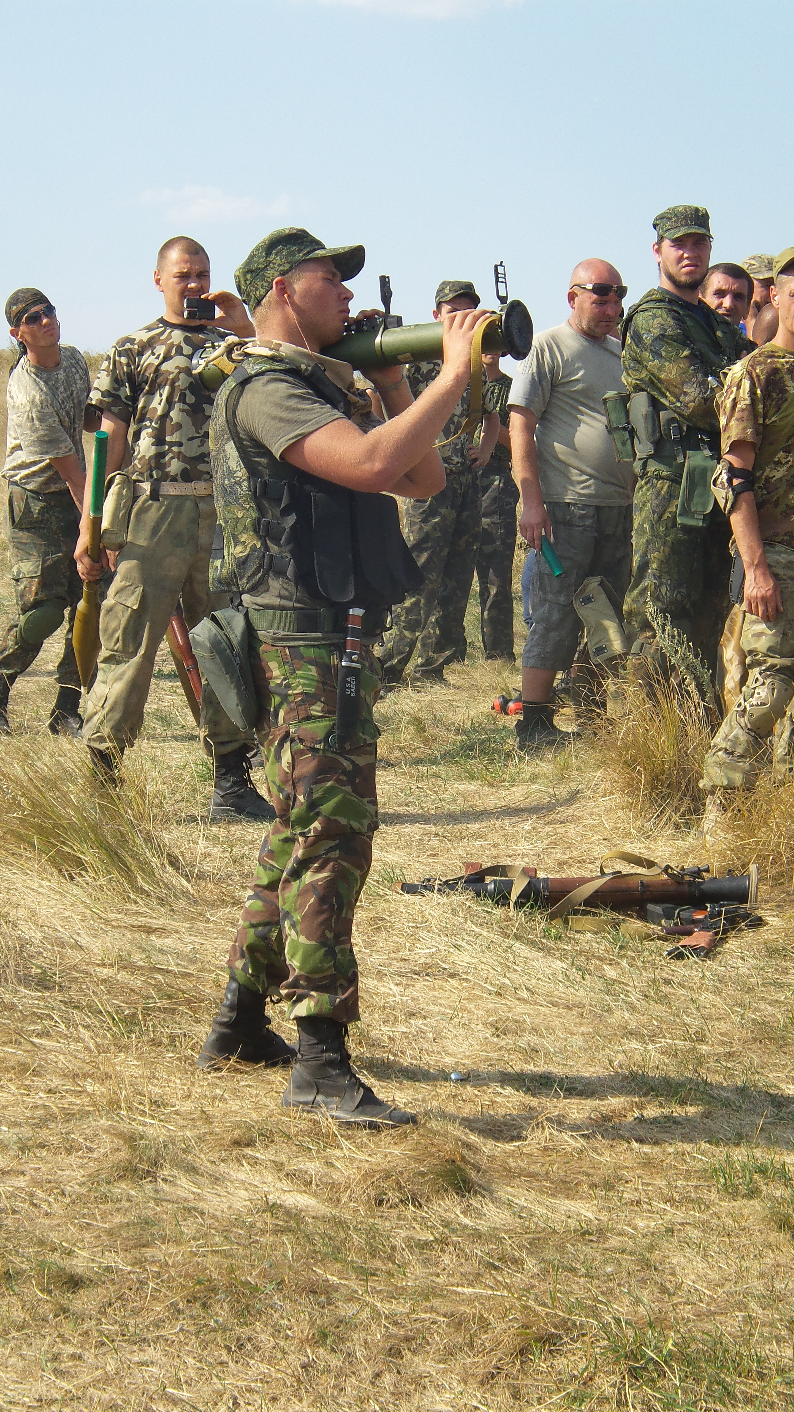 Dog training in the Luhansk region: a selection of sites
