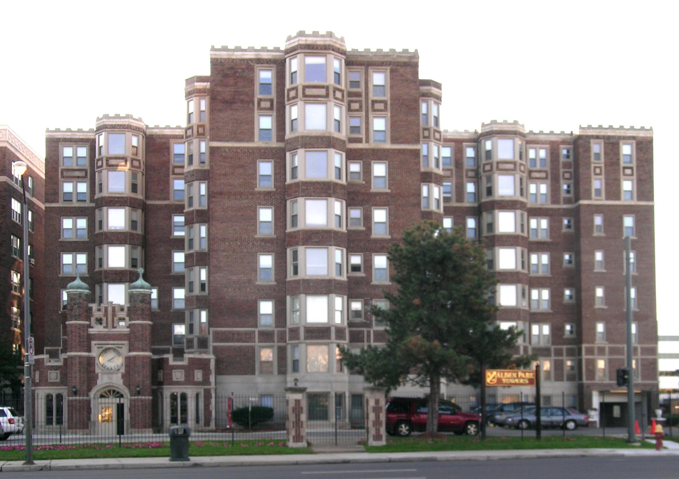 Apartment Building For Sale Detroit Michigan