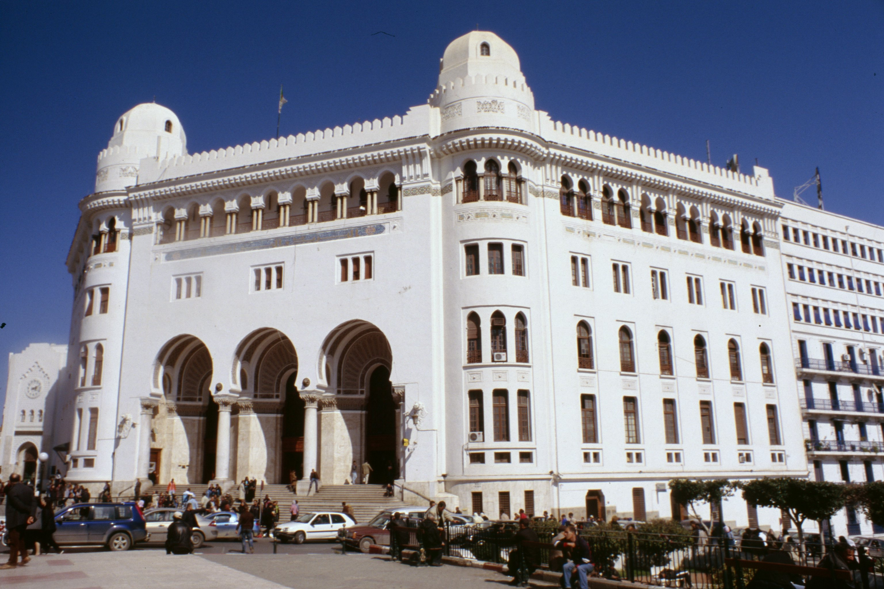 Image result for central post office casablanca