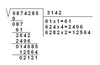 Como Calcular Grandes Raíces Cuadradas Erdlmblog
