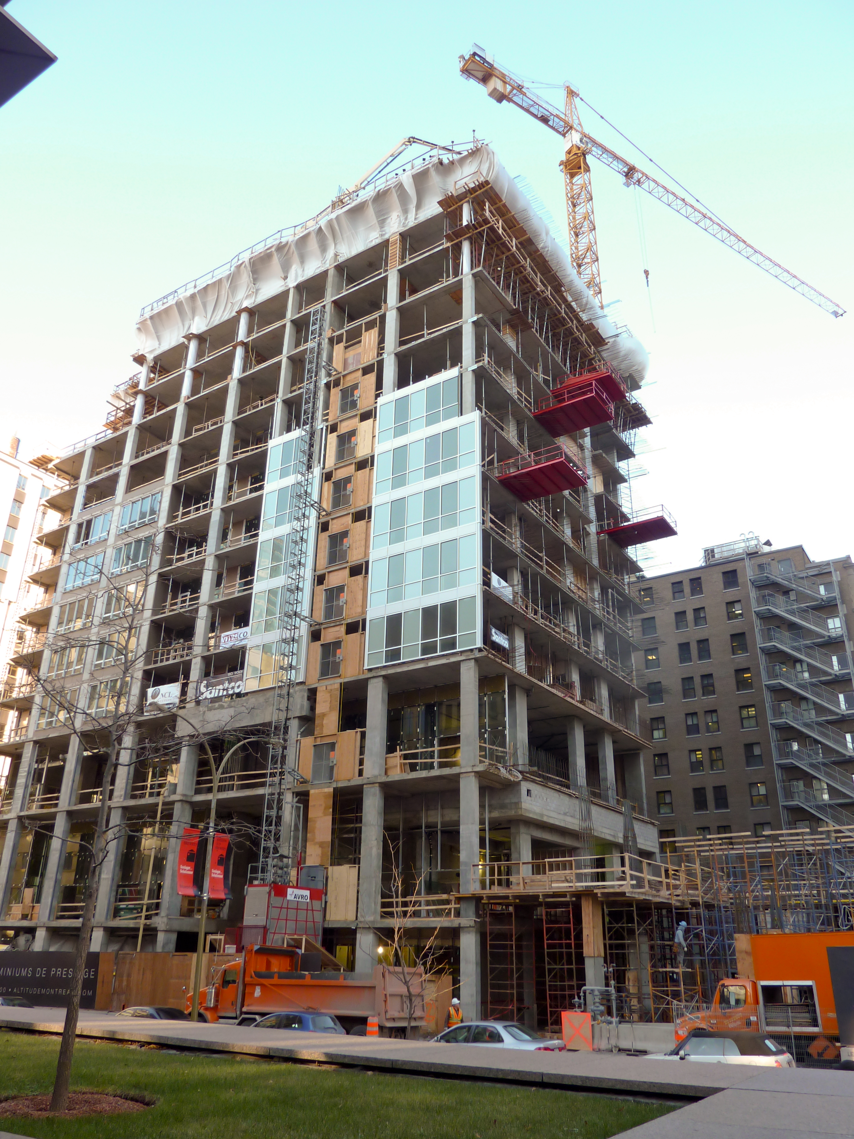 Residential Building Construction Services