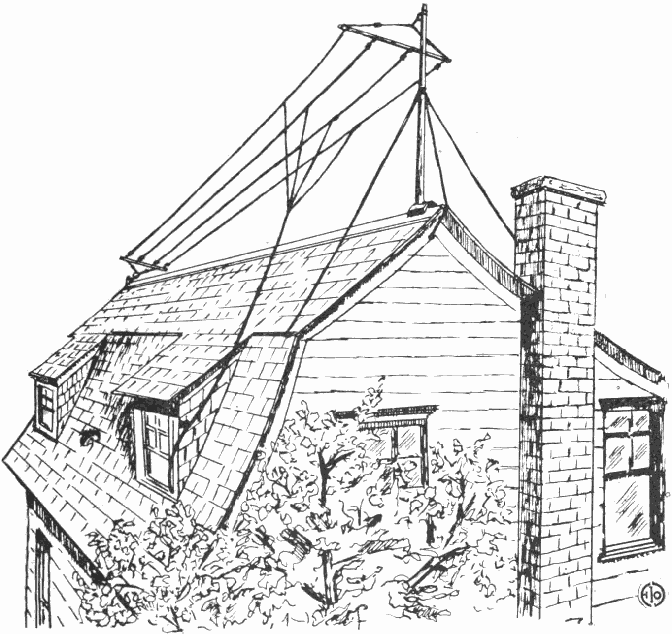 Fileamateur Radio T Antenna 1912 Wikimedia Commons Gap An Wiring Diagram