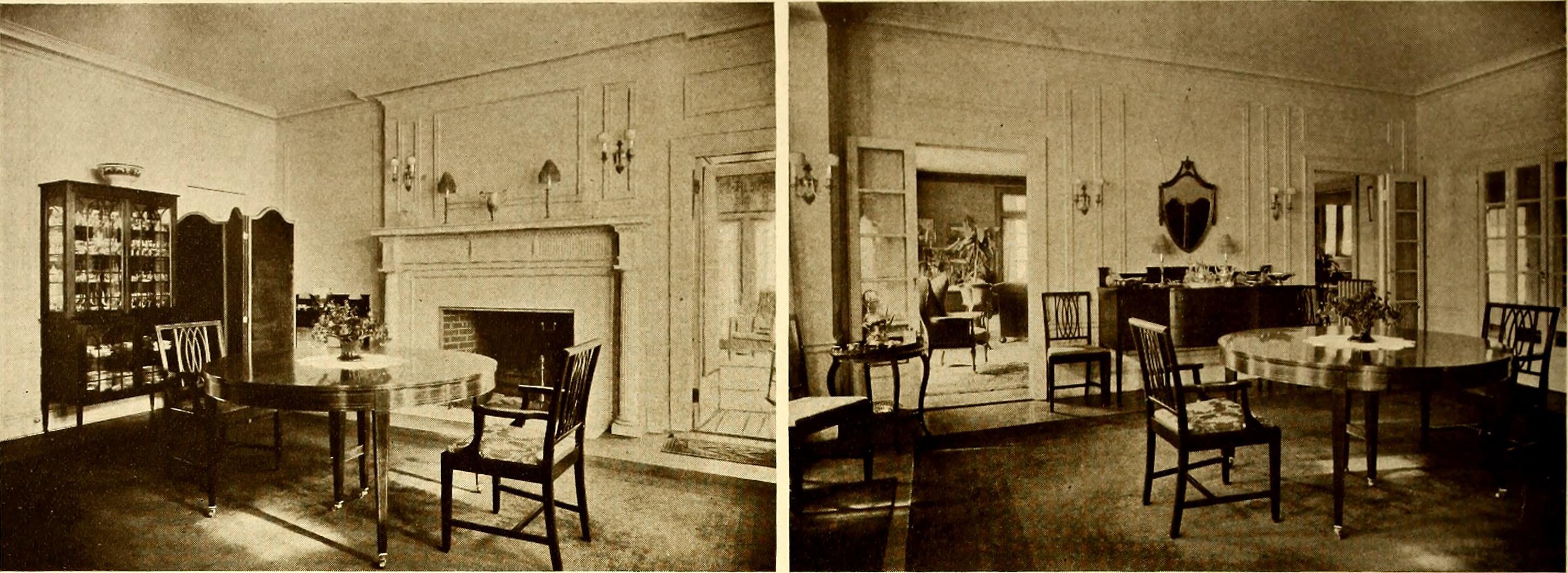 Loggia Room York House