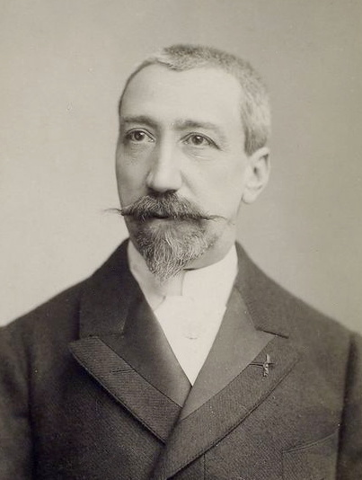 Portrait of Anatole France