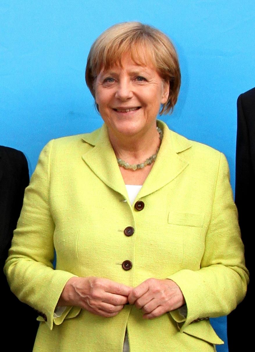 Angela Merkel - Wikiwand