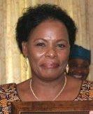Anne Malecela Tanzanian politician (born 1956)