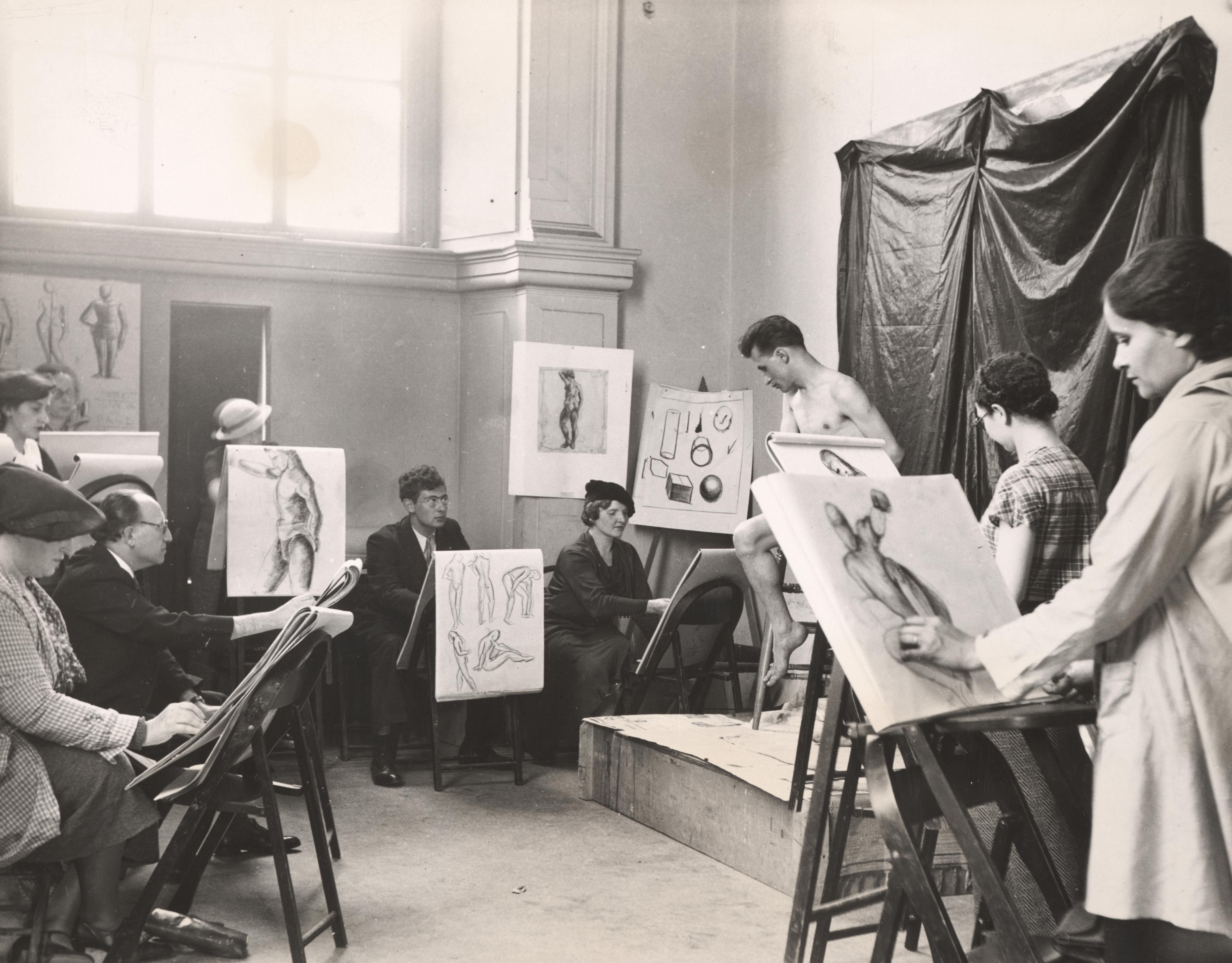 Bezalel Academy Of Arts And Design History
