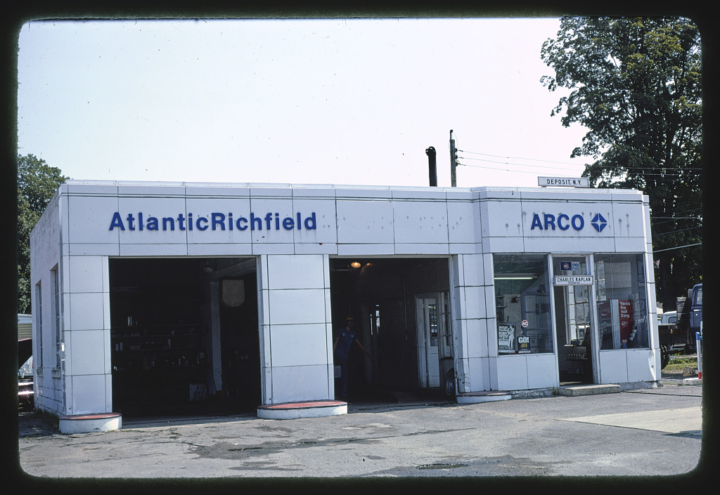 Arco Gas Stations >> File Arco Gas Station Overall View Route 10 Deposit New