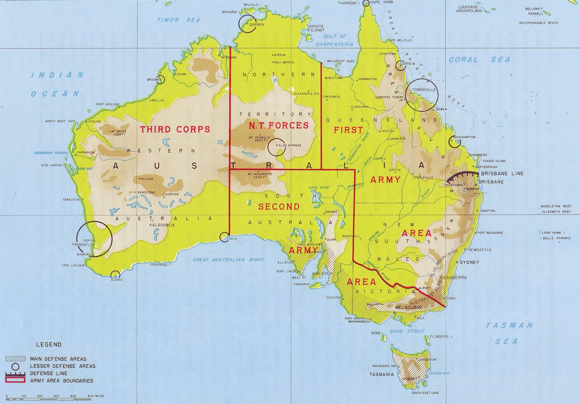 Brisbane Line - Wikipedia