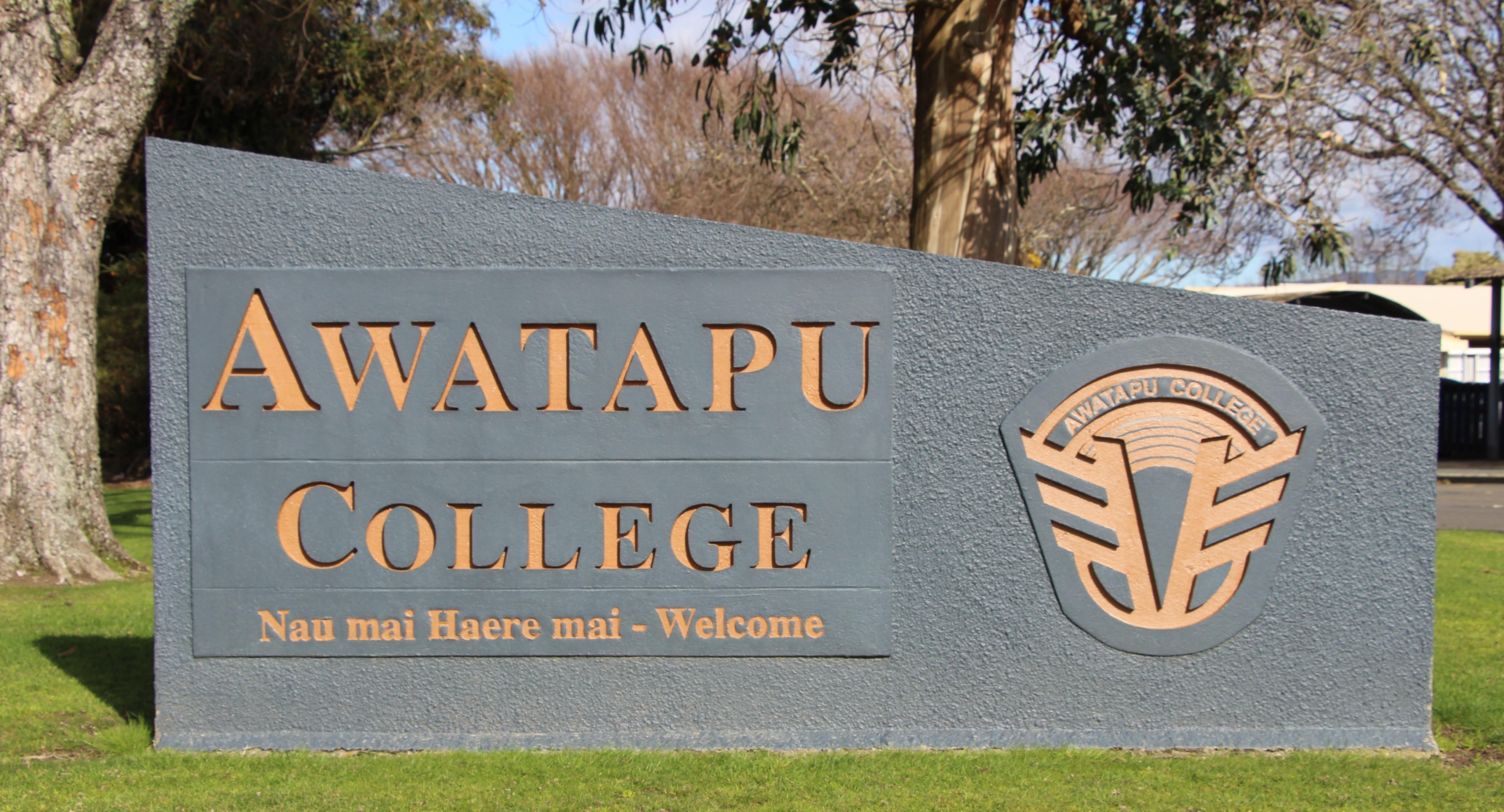 Kết quả hình ảnh cho Awatapu College