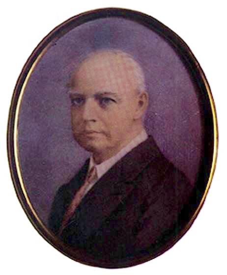 Retrato de Pedro de Aycinena