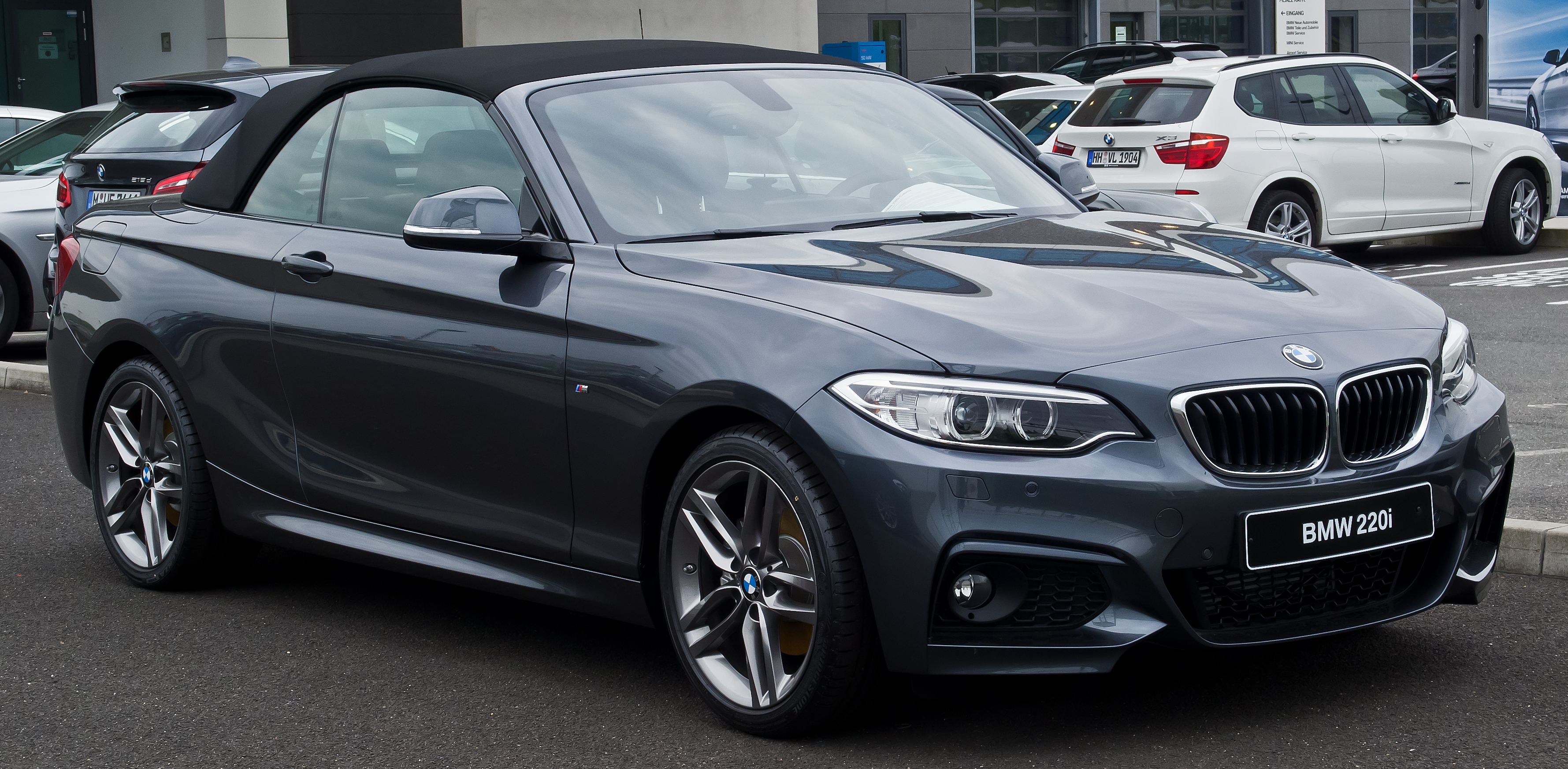 Cabriolet Convertible Bmw 2 Series