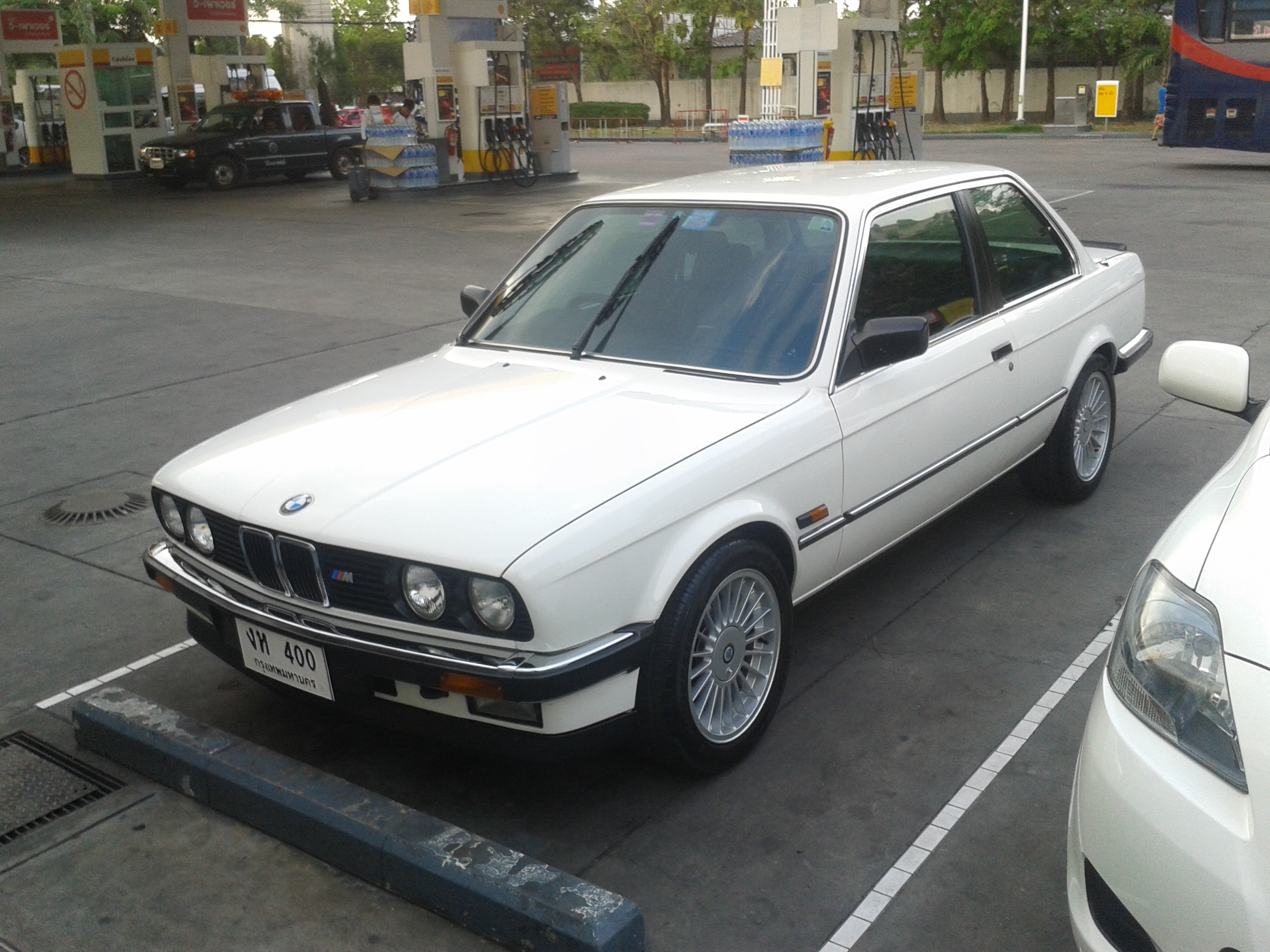 File Bmw 316 Alpina E30 Coupe In Thailand 01 Jpg Wikimedia Commons