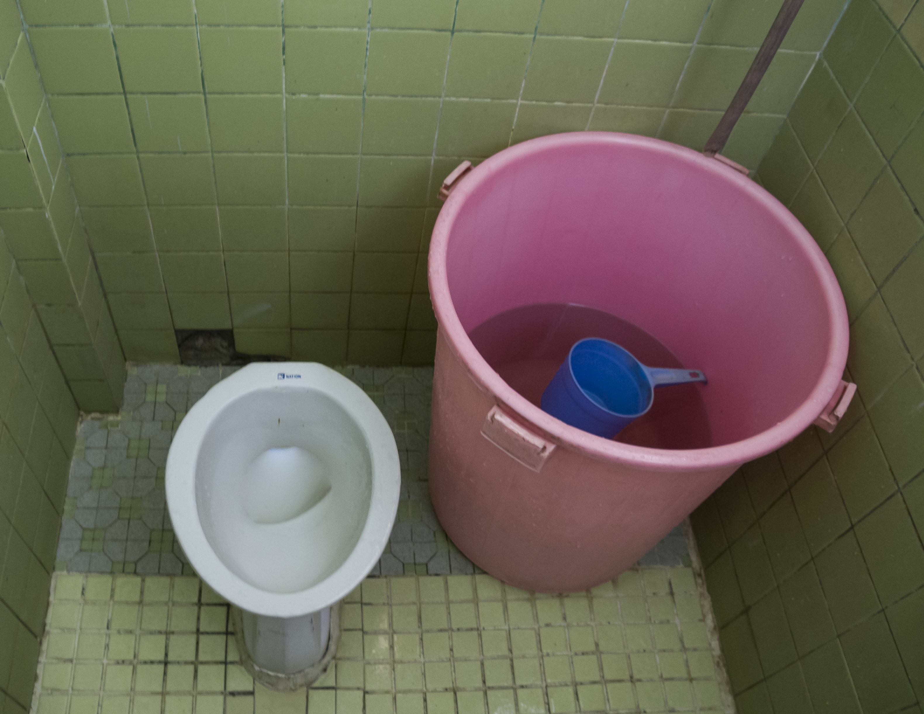 File:Banaue Philippines Combined Toilet And Shower 01
