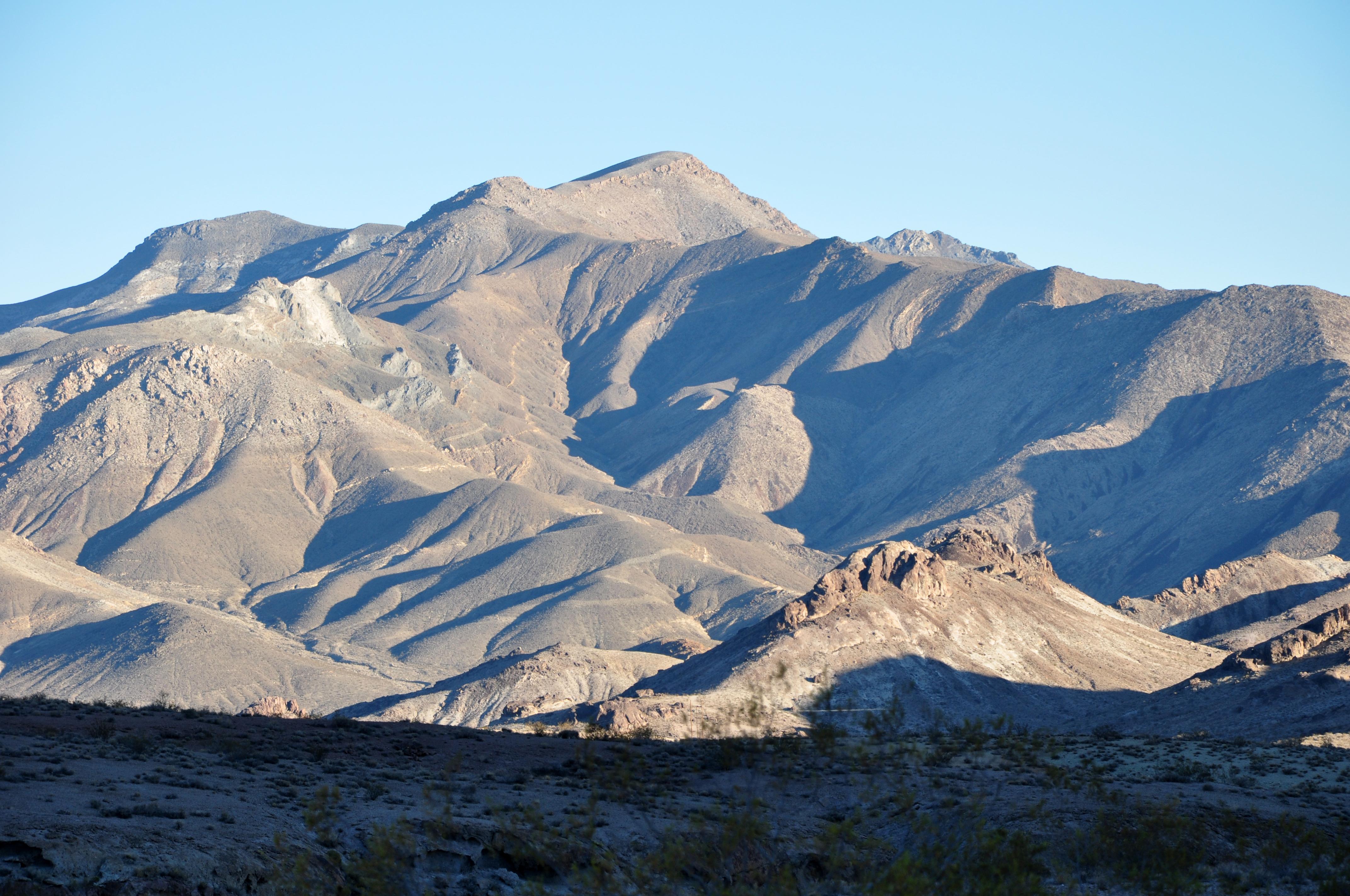 Bare Mountain Range Nevada Wikipedia
