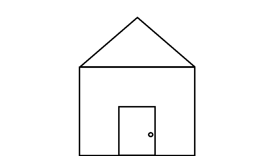 Home Picture Mesmerizing With Simple Basic Houses Image