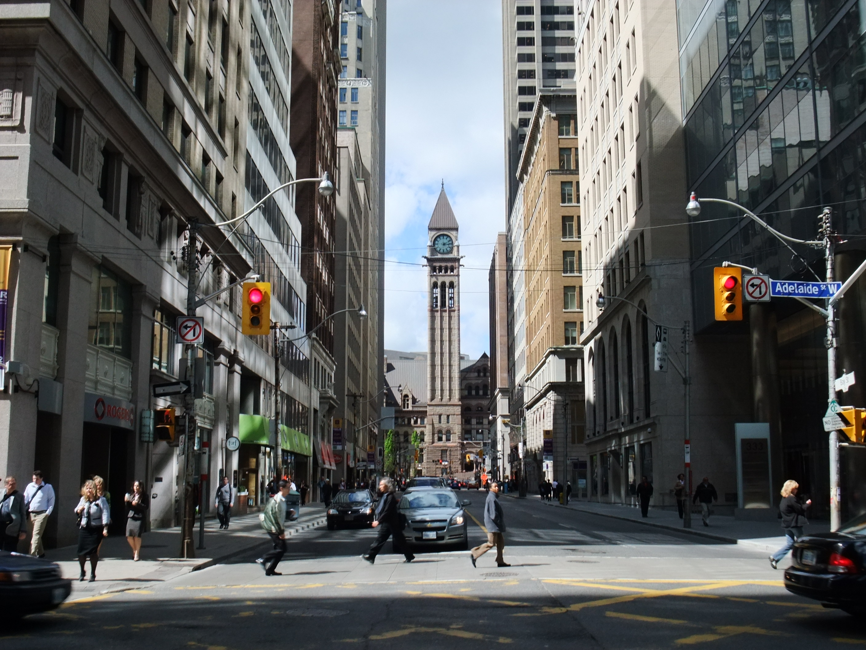 Bay Street, Toronto, Ontário