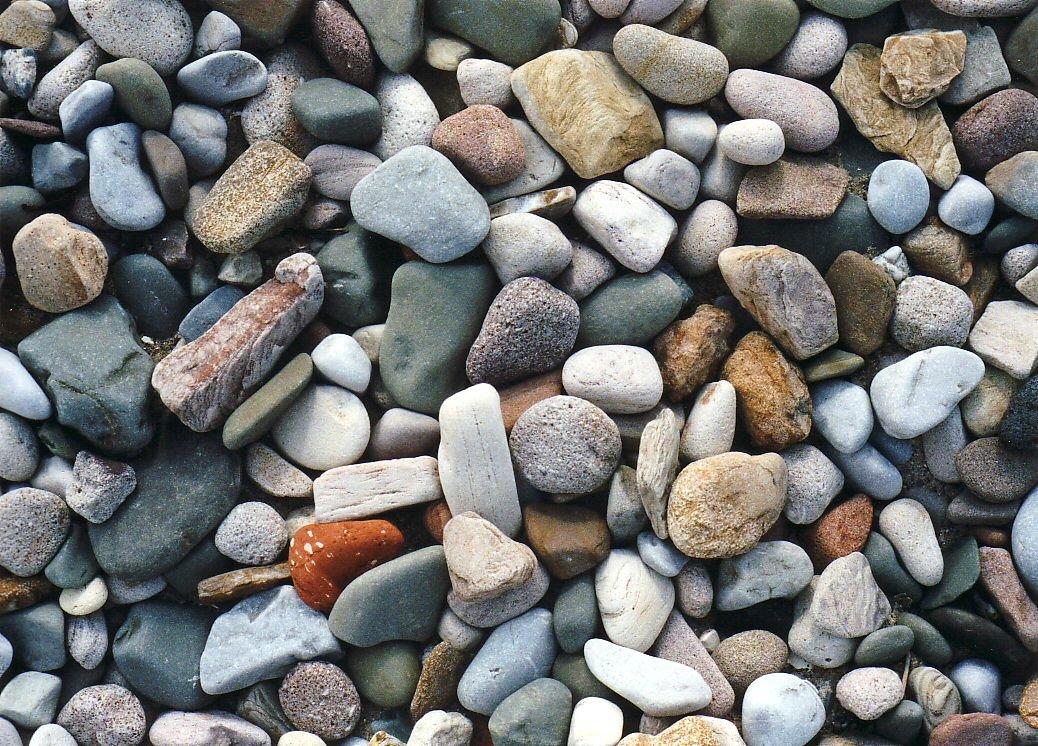File Beach Stones Wikimedia Commons