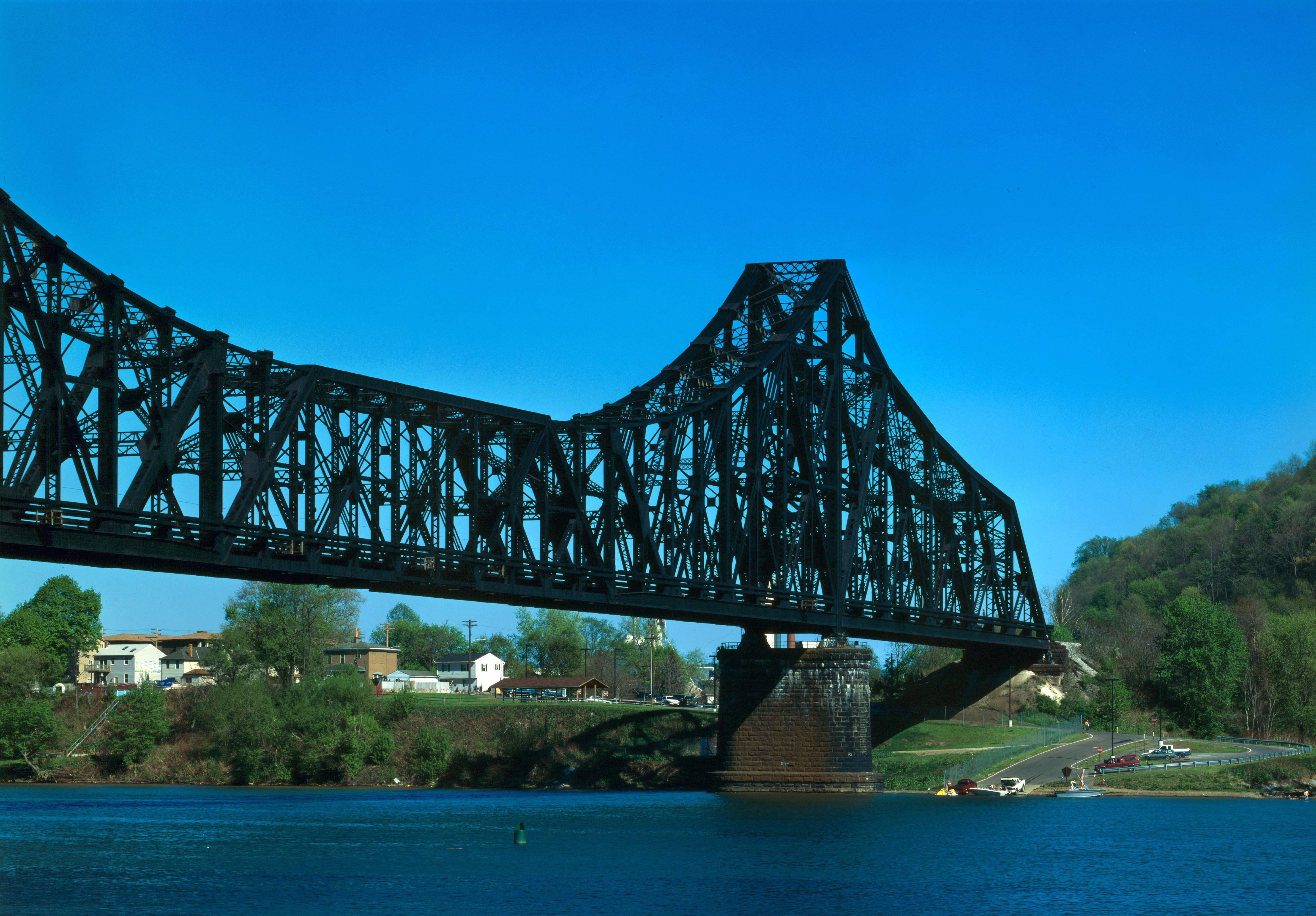 Beaver Bridge (Ohio River) - Wikiwand
